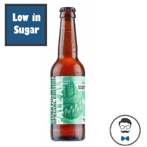 Big Drop Alcohol Free Citra Four Hop Pale Ale (0.5% ABV)